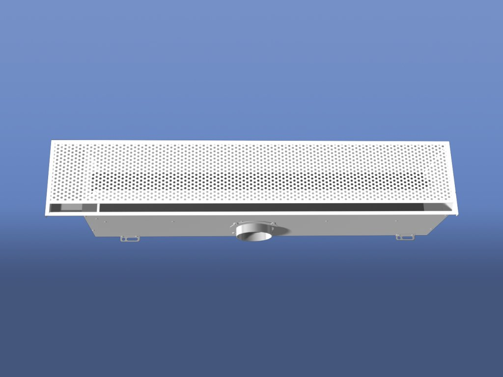 Thermair Systems Price Active Chilled Beam